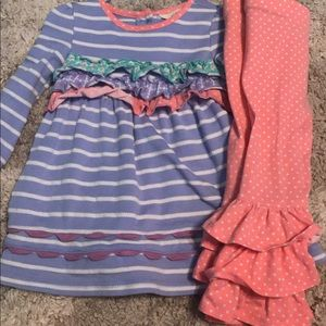 Matilda Jane Dress and Benny's